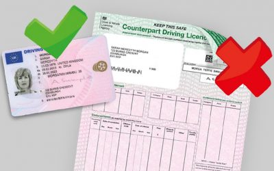 Driving Licence Up-Date Blog Mar 15