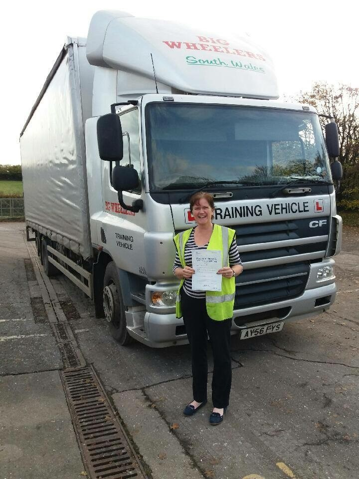 LGV C (HGV Class 2) Training Package  (16 hours) for Private Use – Not for Hire & Reward – No CPC