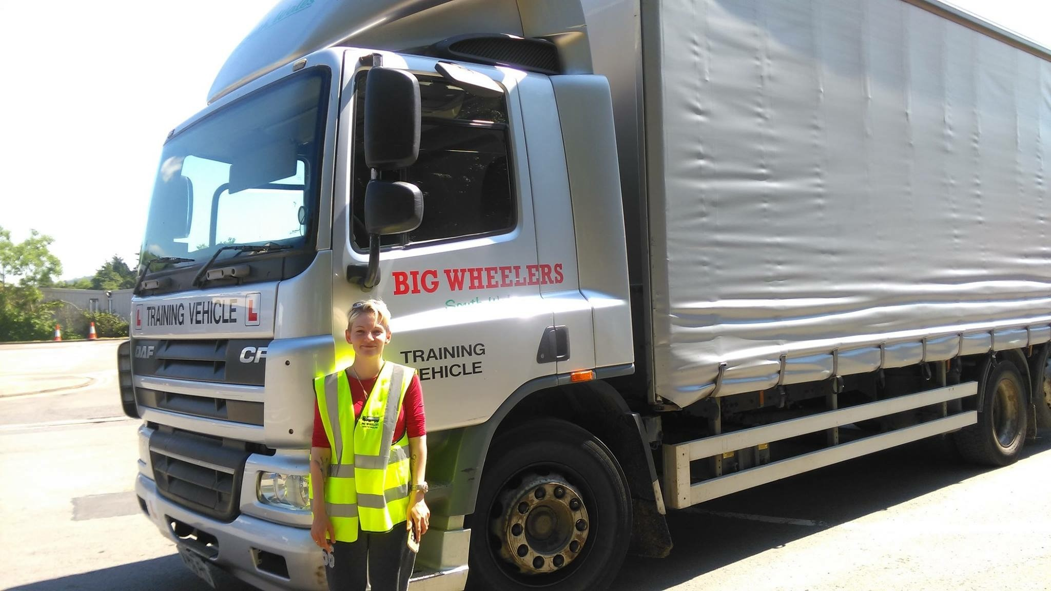 LGV C (HGV Class 2) Training Package  (20 hours) for Private Use – Not for Hire & Reward – No CPC
