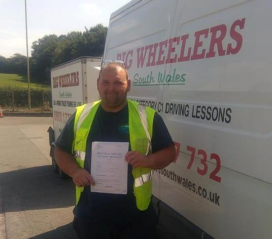 LGV C1+E (Medium Size Vehicle Towing a Trailer) Training Package (8 hours) – Using our Vehicle and Trailer