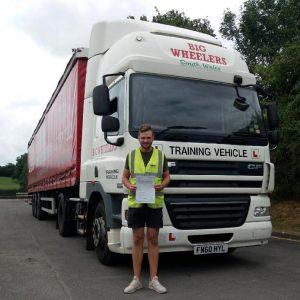 Lgv C E Big Wheelers South Wales Limited
