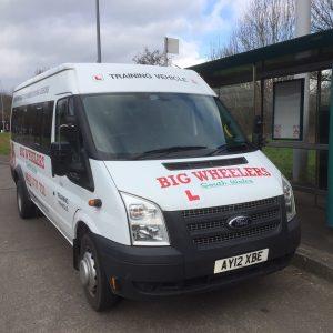 PCV Minibus Training
